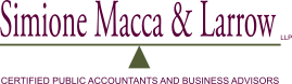 Simione Macca & Larrow LLP. Certified Public Accountans and Business Advisors